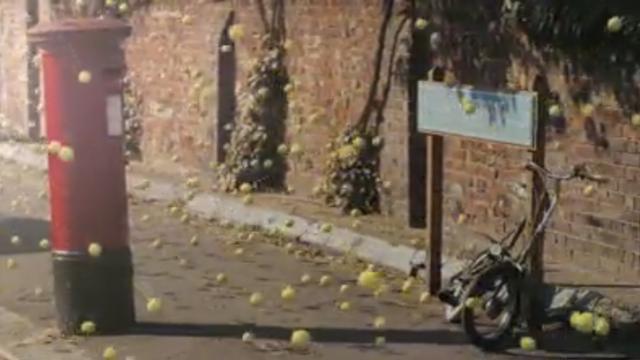 """ウィンブルドンに合わせて製作されたSonyのPRムービー """"Wimbledon as you've never seen it before."""""""