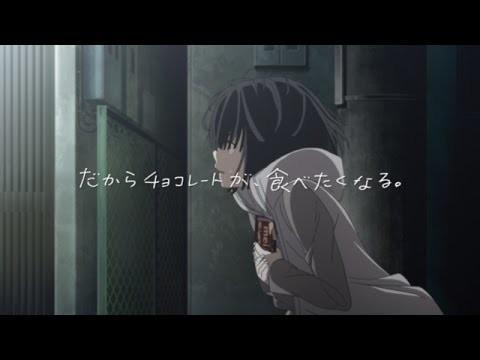 明治×「ここさけ」×「あの花」のコラボCM「順の涙」篇