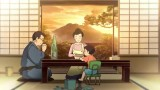 グラスを通した父と息子の心温まる、芋焼酎「さつま白波」のアニメCM