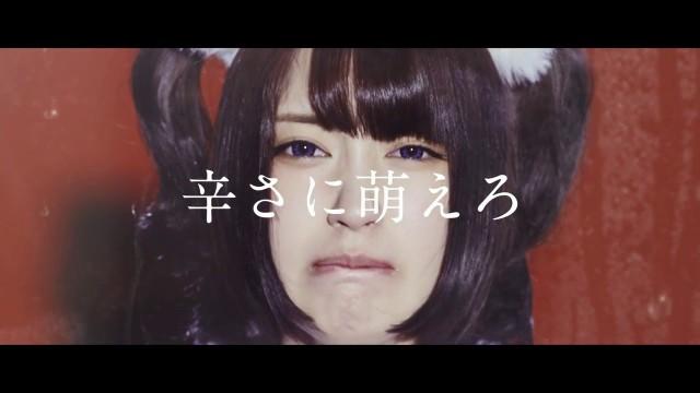 武田玲奈・御伽ねこむが辛王に挑戦する辛萌え動画の第2弾