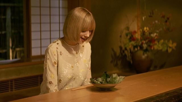 リヴ・オドリスコール出演するJTのCM「日本のひととき 和食篇」