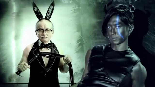 松田翔太が出演するギャツビー・ヘアジャムのCM。