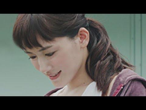 綾瀬はるかが出演するおはなしカメラ「ペット見守り」篇