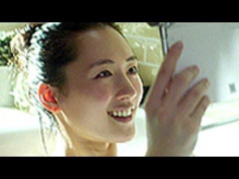 綾瀬はるかが出演するビエラのCM「お風呂テレビ」篇