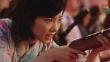 島崎遥香、役所公司が出演するドリームジャンボ宝くじのCM「侍・夏祭り」篇