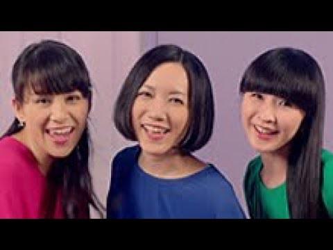 Perfumeが出演するサンスターOra2のCM 「Ora2と出かけましょう」篇